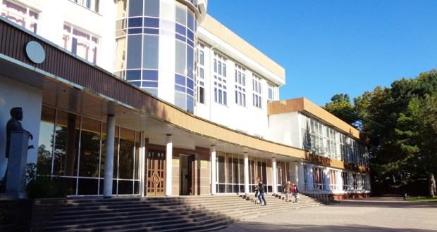 Крымский федеральный университет имени Вернадского с понедельника уходит на «дистант»