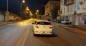 ГИБДД Севастополя – о розыске водителя электросамоката, совершившего наезд на пешехода