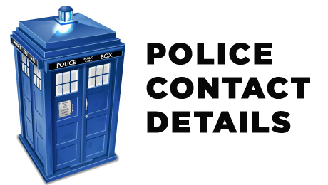 DON'T PAY FOR 101 – Free Contact Details For Your Local Police Force