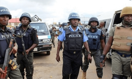 Police hunt - Police nab 5 over alleged kidnapping, armed robbery in  Niger