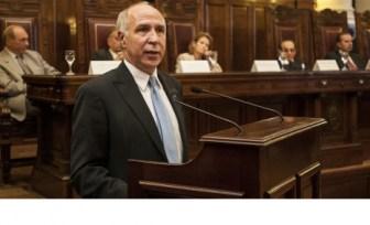 El presidente de la Corte encabezó la apertura del año judicial.