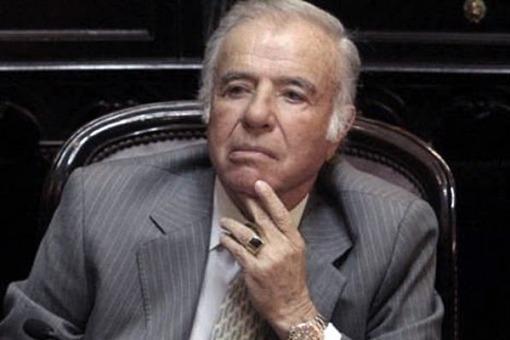Menem ya fue condenado por tráfico de armas.