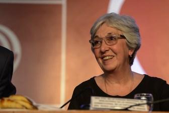 Garrigós de Rébori recibió autorización de la Corte para presidir la entidad.