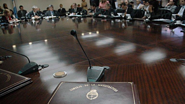 El Consejo avanza con varios juicios.
