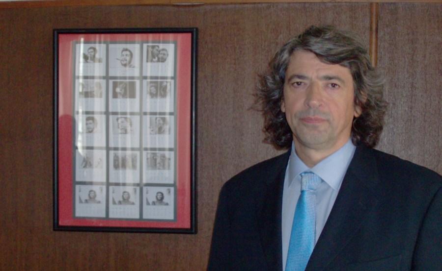 Melazo es juez de garantías en La Plata.