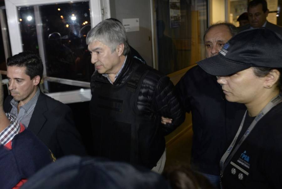 Baez está detenido hace dos meses.
