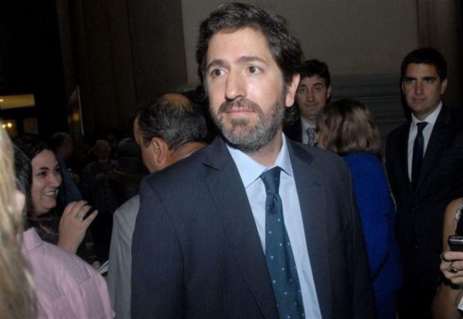 El juez Casanello está en el Vaticano.