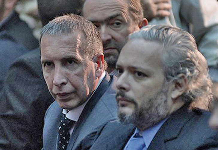 Los dos ex socios, acusados de vaciadores.