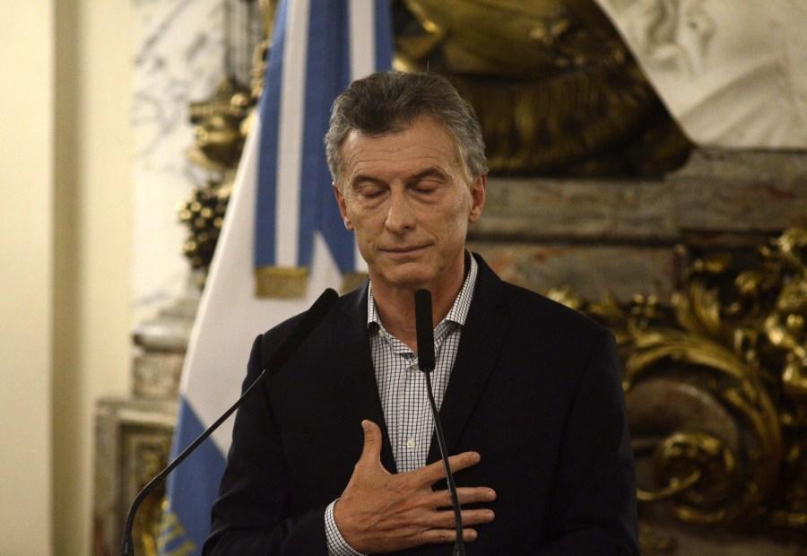 Otra causa contra Macri.