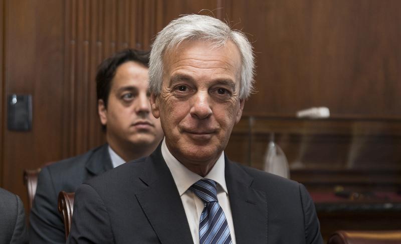 Irurzun es el presidente de la Cámara Federal.