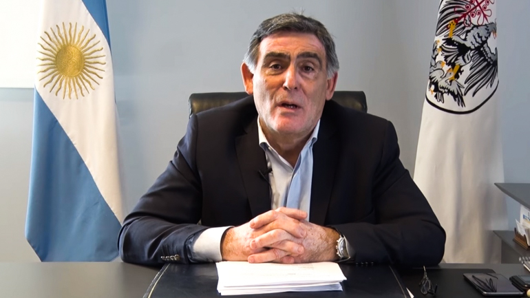 Kevorkian, el nuevo jefe de la Policía de la Ciudad.