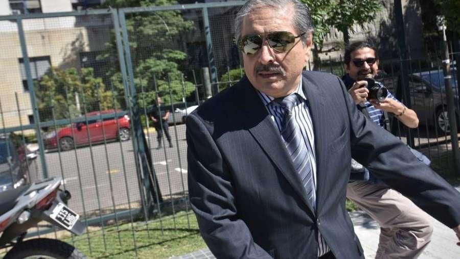 Kirchner fue detenido por orden de Ercolini.
