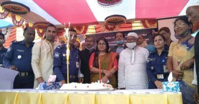 মধুপুর থানা পুলিশের আয়োজনে ঐতিহাসিক ৭ মার্চ উপলক্ষে আনন্দ উদযাপন অনুষ্ঠান অনুষ্ঠিত
