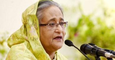 'বঙ্গবন্ধুর ভাষণ যারা নিষিদ্ধ করেছিল তারাও এখন ৭ মার্চ পালন করে': প্রধানমন্ত্রী