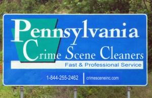 Crime Scene Cleaners PA