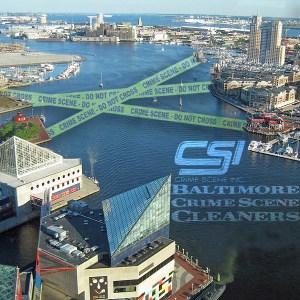 Crime Scene Cleanup Baltimore MD