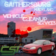 Vehicle Cleanup Gaithersburg MD