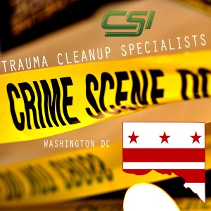 Washington DC Trauma Cleaning