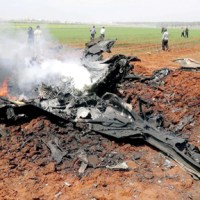 Syrian Pilot Captured After Jet Downed in Aleppo Countryside.