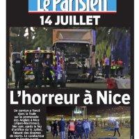 Bastille Day Massacre in Southern France.