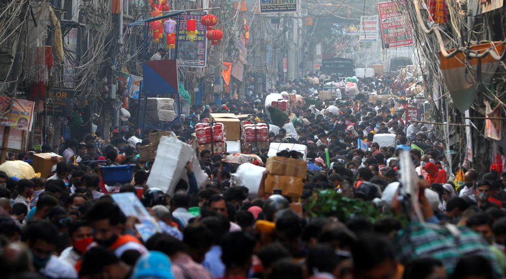 ভারতে করোনার তৃতীয় ঢেউ 'অনিবার্য' : ড. বিজয়রাঘবন