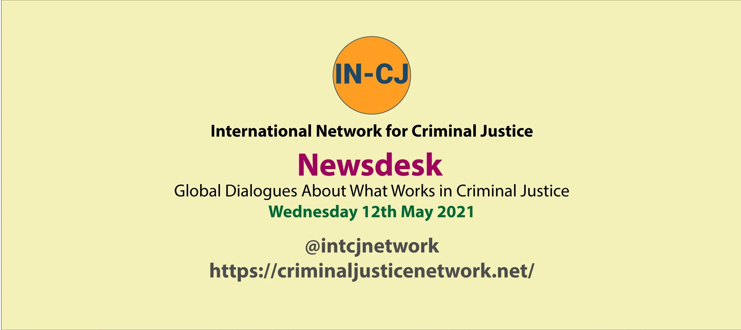 IN-CJ Global Dialogues Newsdesk 12th May