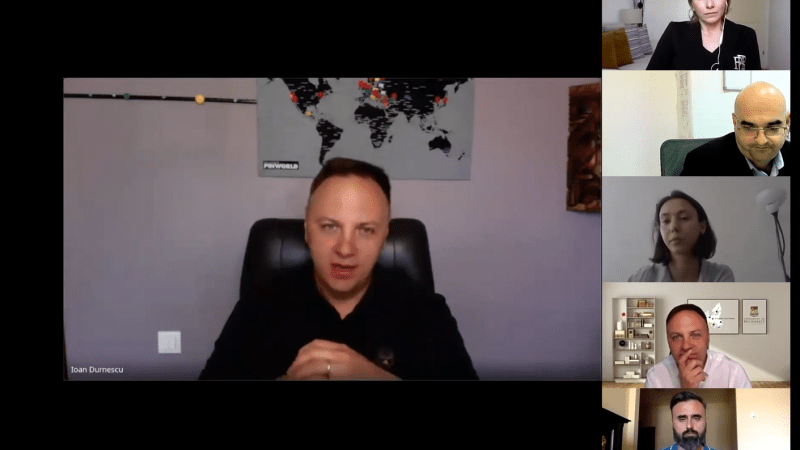IN-CJ Podcast 027 – Romanian Prison and Probation – What is Success?