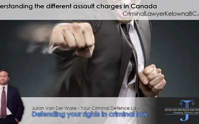 Understanding the different assault charges in Canada