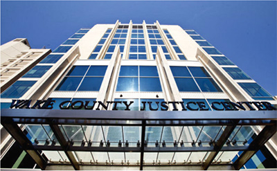 Wake County Justice Center