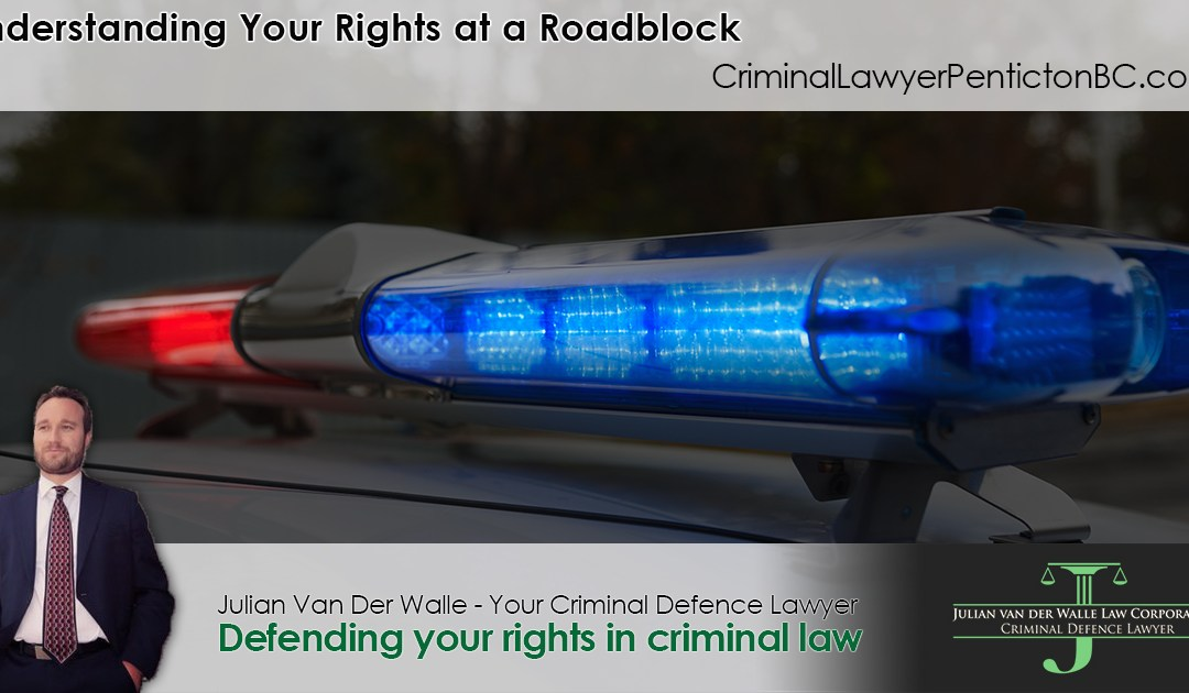 Understanding Your Rights at a Roadblock