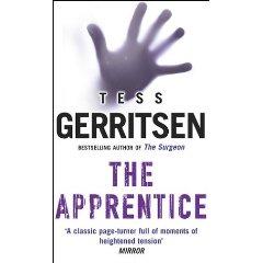 Tess Gerritsen - The Apprentice (cover)