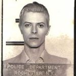 "David Bowies mugshot is ""the greatest photo in [Rochester Police Department] history"""