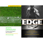 Sammelrezensionen zweier Bücher zur Kriminologie des Sports (Groombridge, Sports Criminology, 2016 & Pielke, The Edge, 2016)
