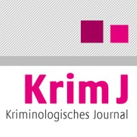 Kriminologisches Journal 1/2018 erschienen