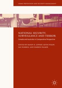 Cover: National Security, Surveillance and Terror: Canada and Australia in Comparative Perspective