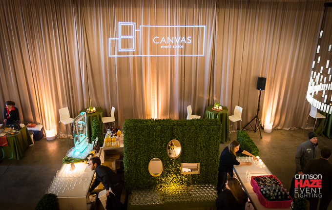 Canvas open house, March 2016
