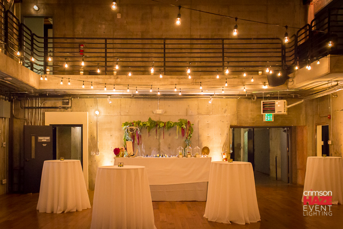 Wedding at Fremont Foundry, August 2015