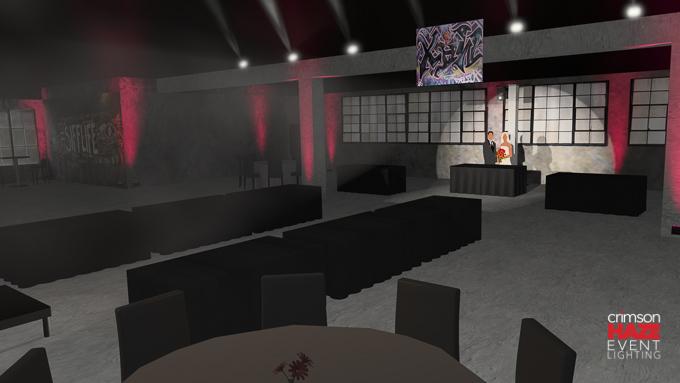 Hotel Max - Artist Loft pre-visualization