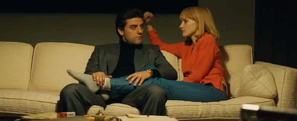 Jessica Chastain's Most Violent Year