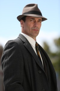 Don Draper (Jon Hamm) in the AMC television series 'Mad Men' _ Season 6, Episode 13 _ 'In Care of' - Photo Credit: Jamie Trueblood/AMC [Via MerlinFTP Drop]