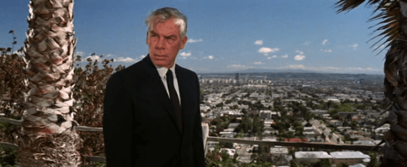 Lee Marvin - Point Blank (1967) LA