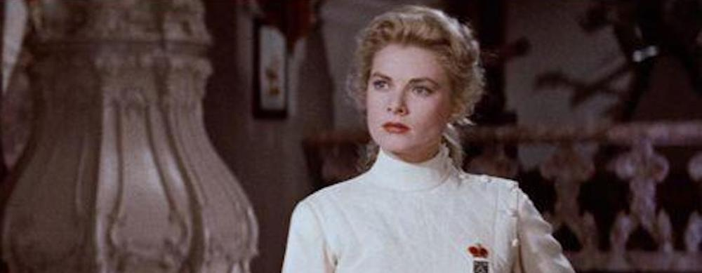 Grace Kelly in THE SWAN