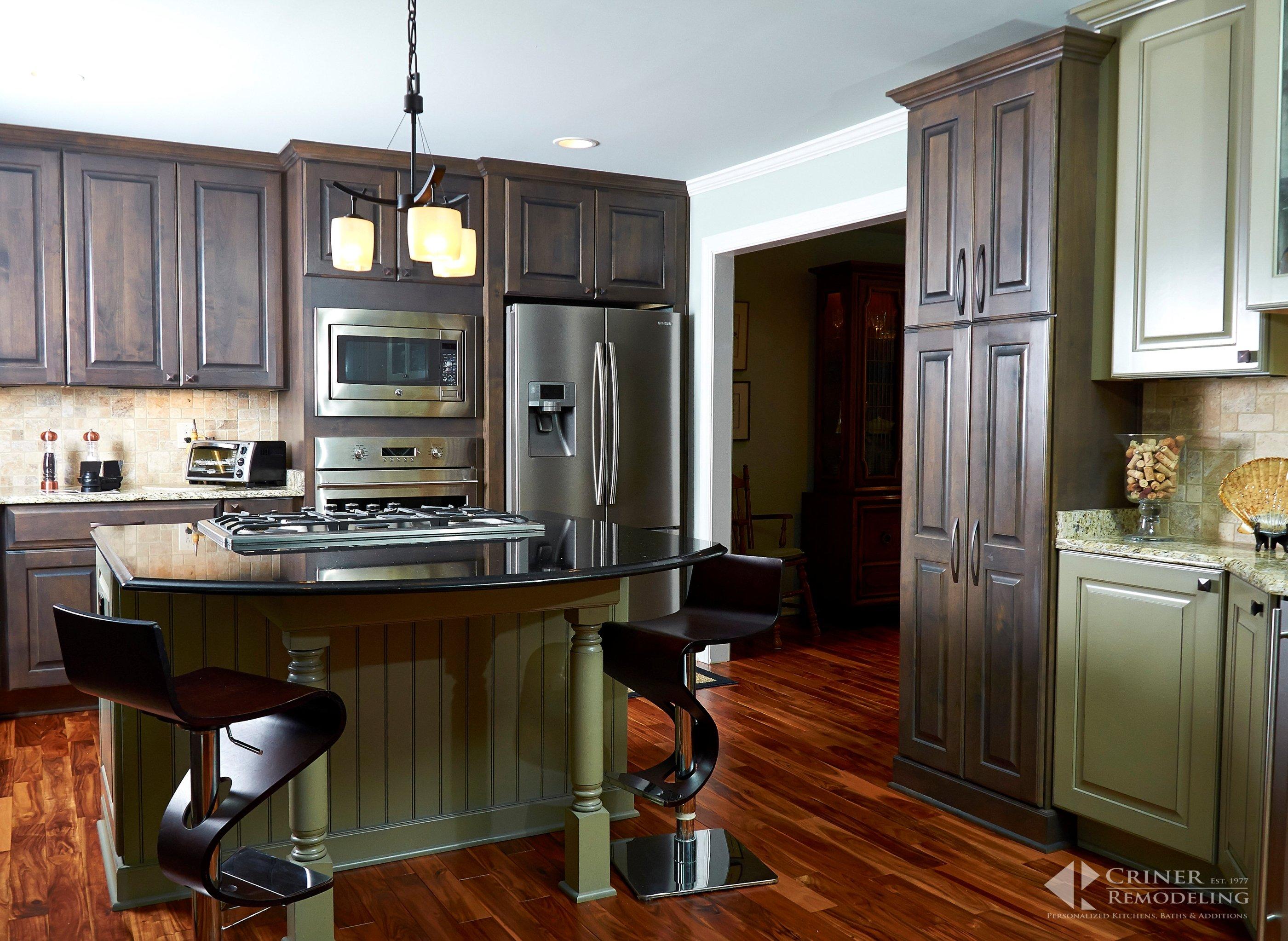 Bathroom Remodeling Yorktown Va kitchen gallery - criner remodeling