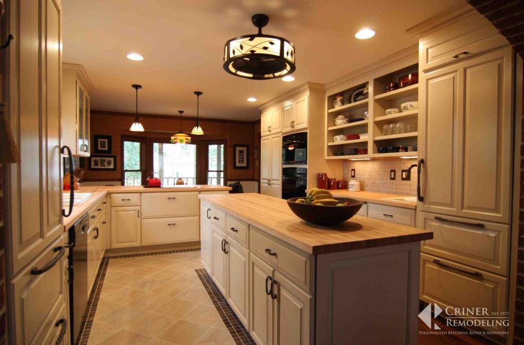 Virginia Kitchen Remodeling: How to Expand a Narrow, Cramped Space
