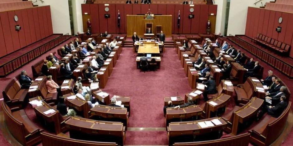 Australia-Bitcoin-Senado-Legal