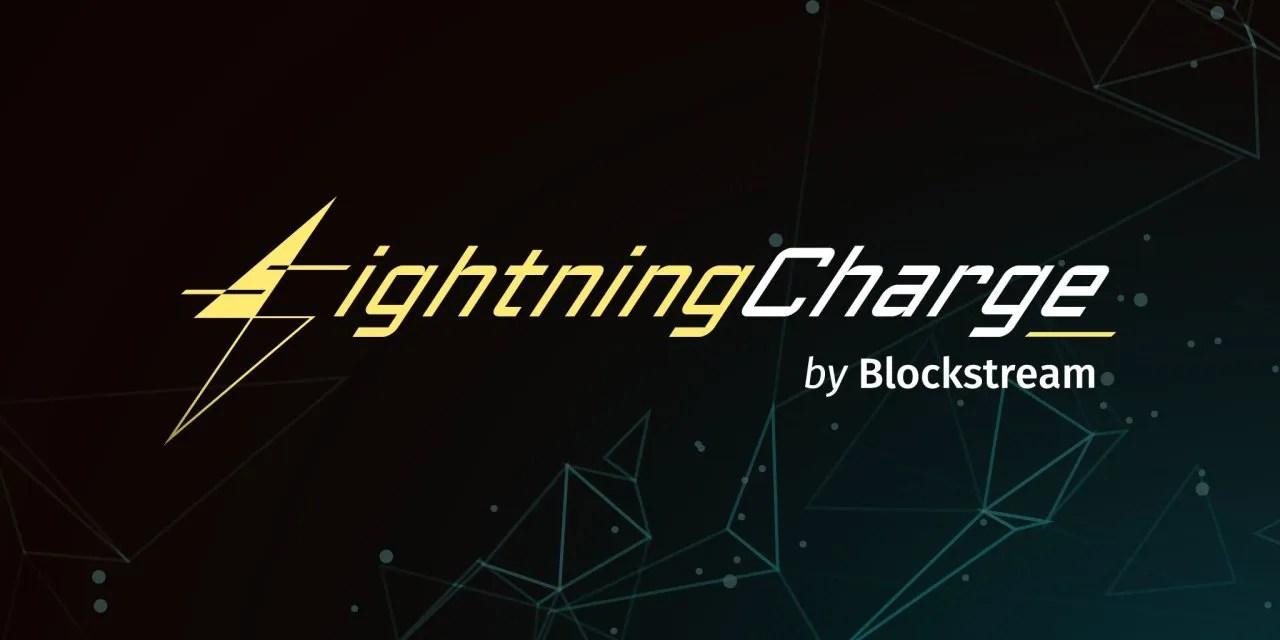 Blockstream lança aplicação de Lightning Network e loja online para prová-la