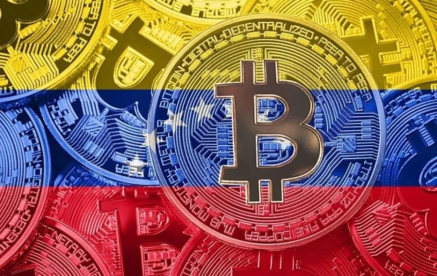 Venezuela-mundo-Bitcoin-preço