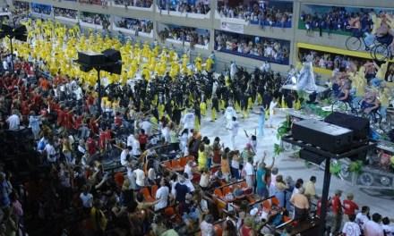 Escola de samba acenderá o carnaval de rio com Fantasia sobre o Bitcoin