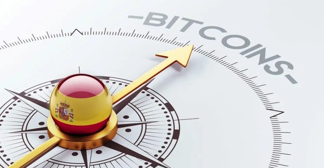 Espanhóis no estrangeiro devem declarar impostos por a venda de bitcoins