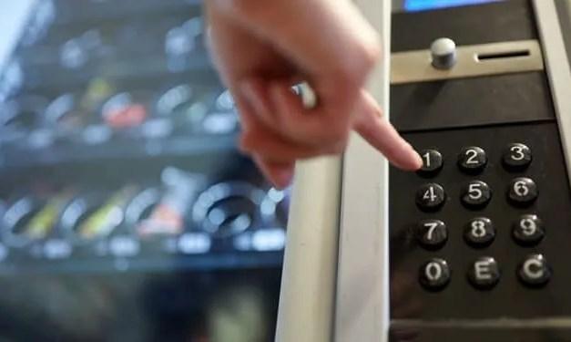 Já é possível comprar aperitivos em uma máquina de venda automática usando o Lightning Network